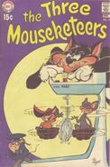 The Three Mouseketeers Vol 2 4