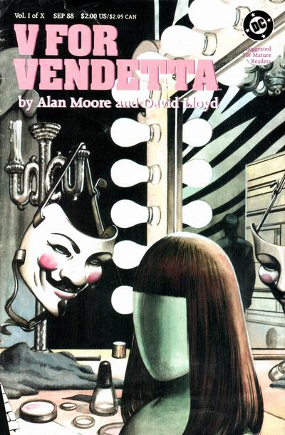 V for Vendetta Vol 1 1