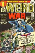 Weird War Tales 1
