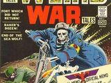 Weird War Tales Vol 1