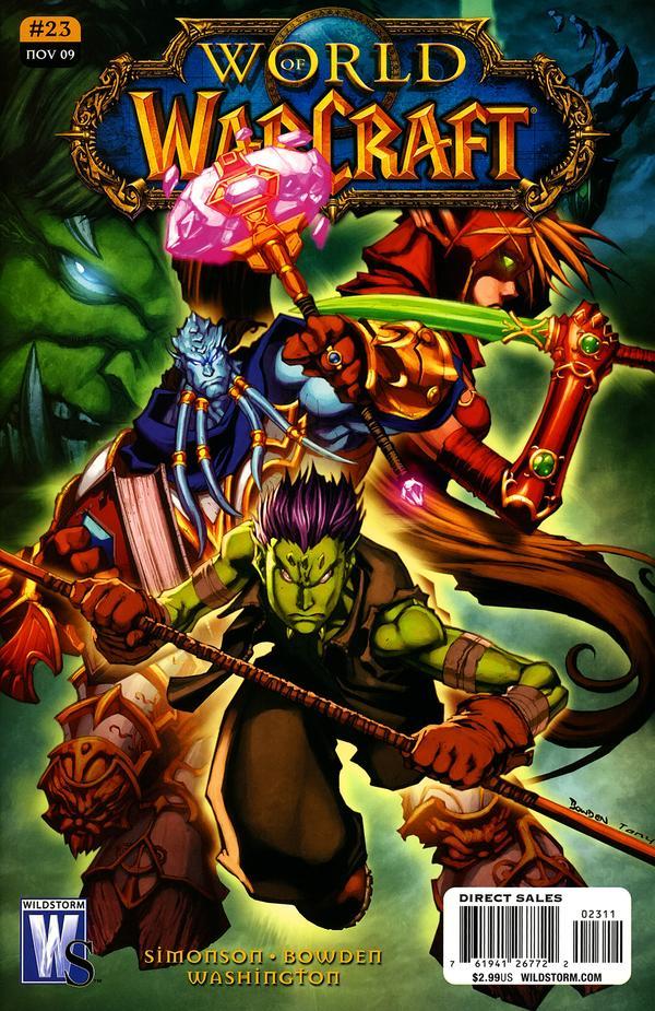 World of Warcraft Vol 1 23