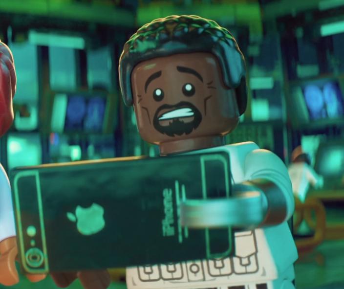 Aaron Cash (The Lego Movie)