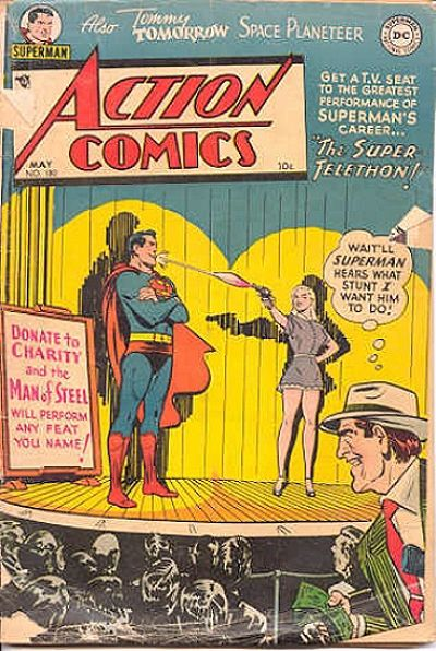 Action Comics Vol 1 180