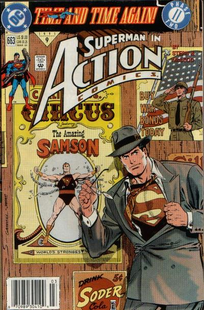 Action Comics Vol 1 663