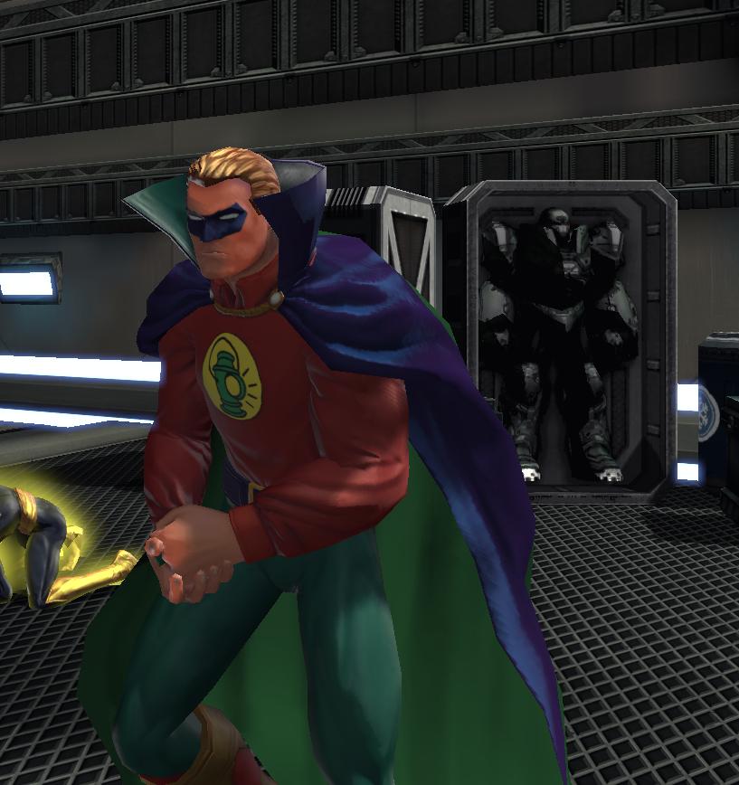 Alan Scott (DC Universe Online)