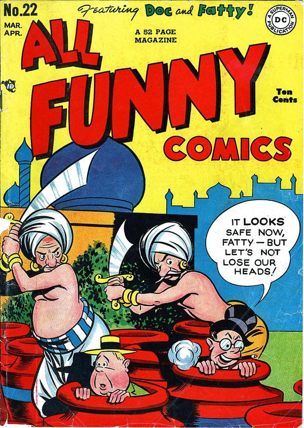 All Funny Comics Vol 1 22