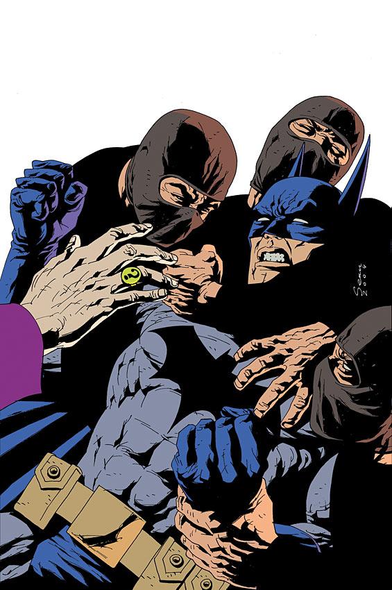 Batman: Legends of the Dark Knight Vol 1 189