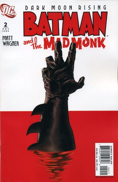 Batman and the Mad Monk Vol 1 2