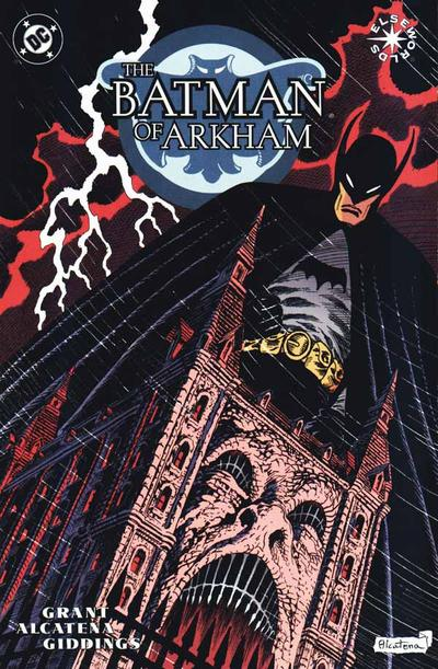 The Batman of Arkham Vol 1 1