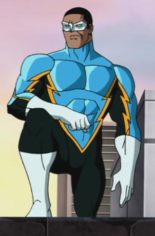 Jefferson Pierce (Superman/Batman)