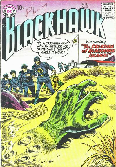 Blackhawk Vol 1 115