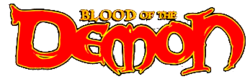 Blood of the Demon Vol 1