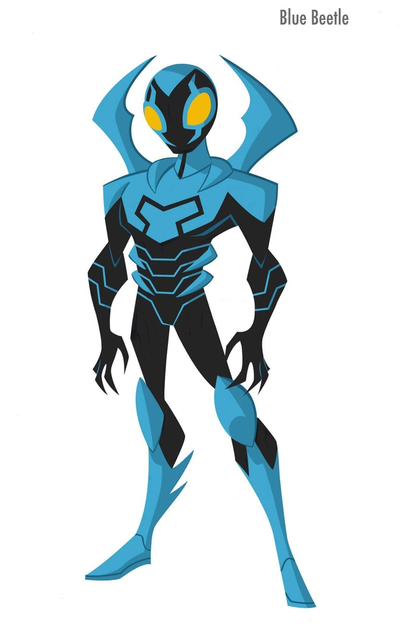 Jaime Reyes (Justice League Action)