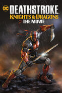 Deathstroke Knights & Dragons The Movie
