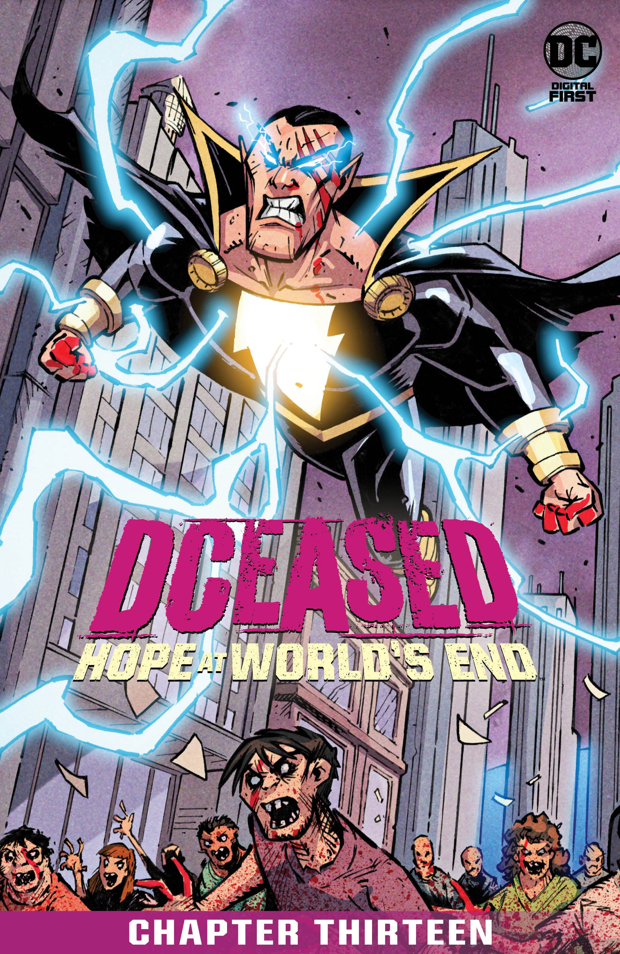 DCeased: Hope at World's End Vol 1 13 (Digital)