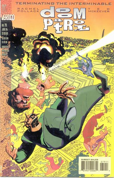 Doom Patrol Vol 2 79