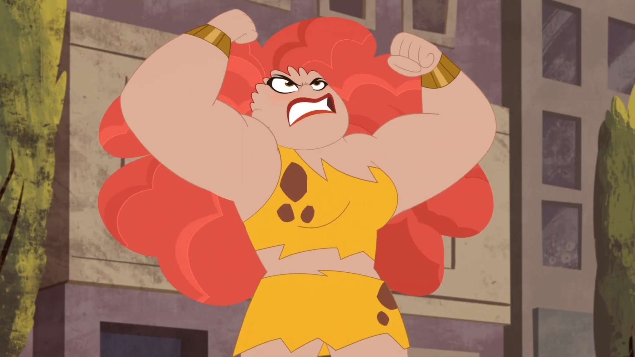 Doris Zeul (DC Super Hero Girls TV Series)