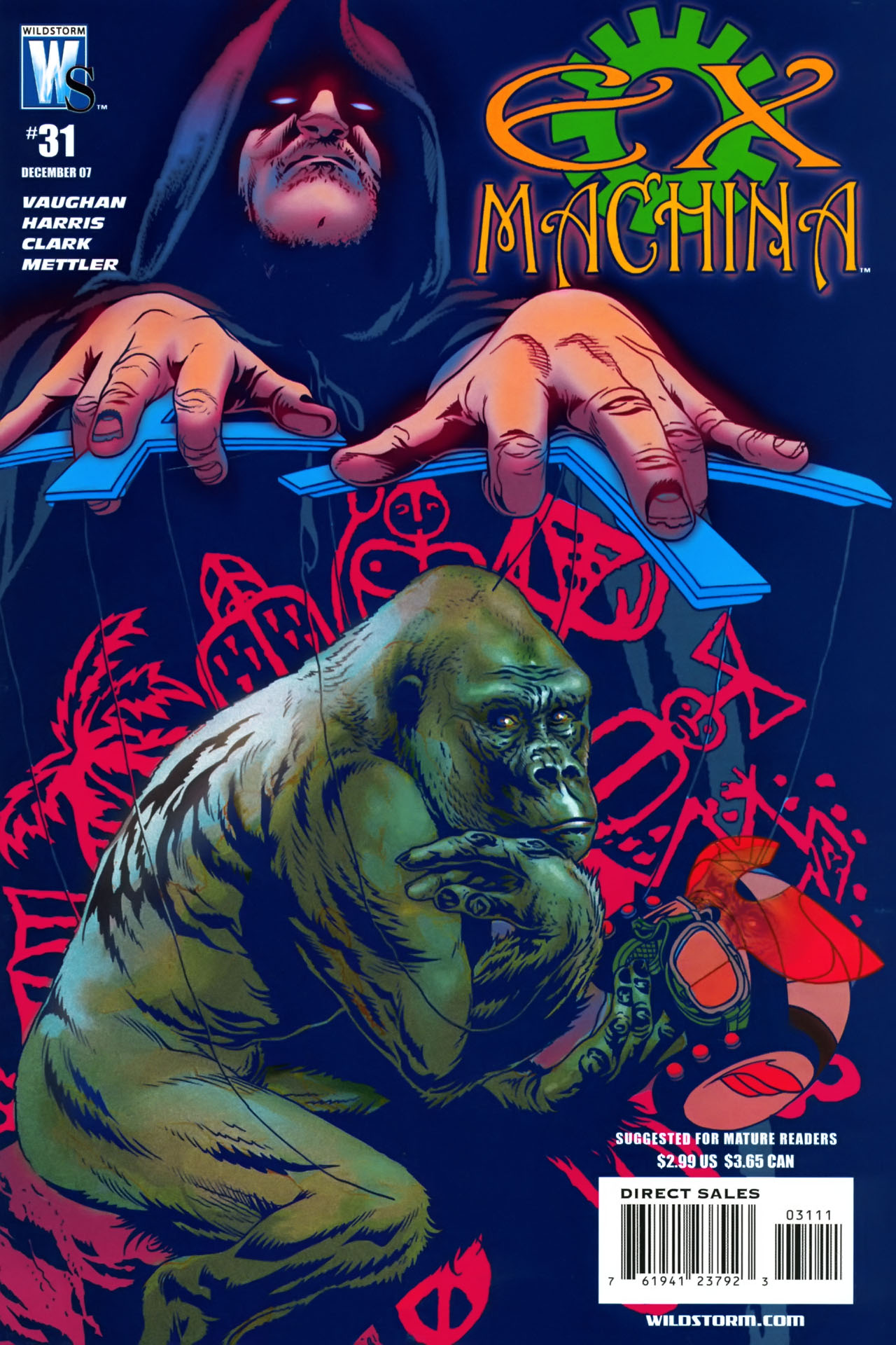 Ex Machina Vol 1 31