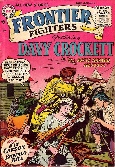 Frontier Fighters Vol 1 2