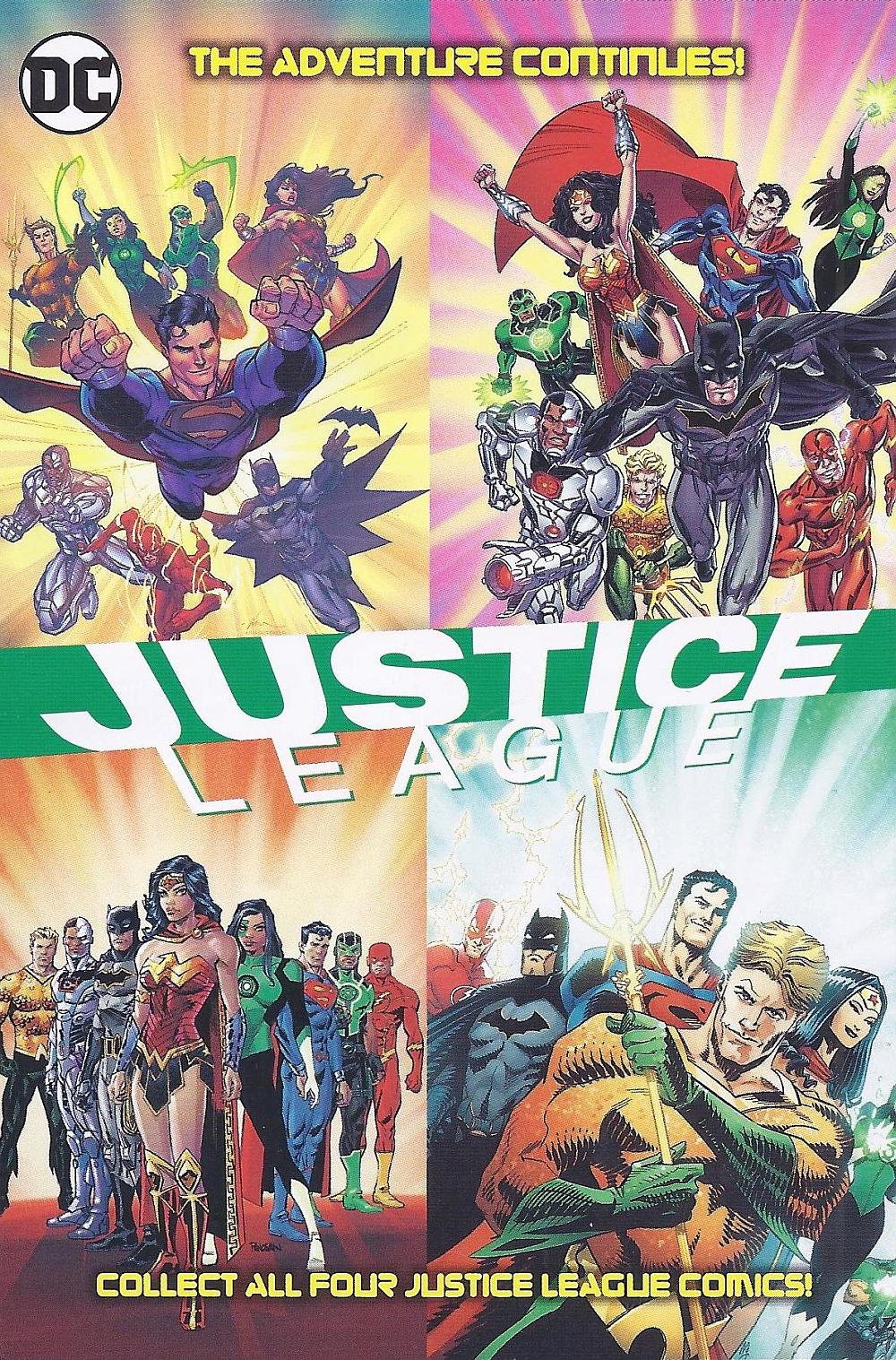 General Mills Presents Justice League Vol 2