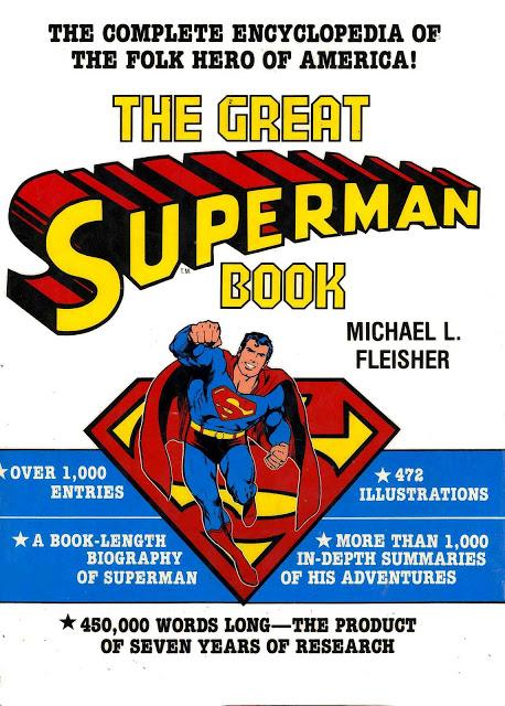 Great Superman Book