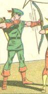 Green Arrow Earth-178 001