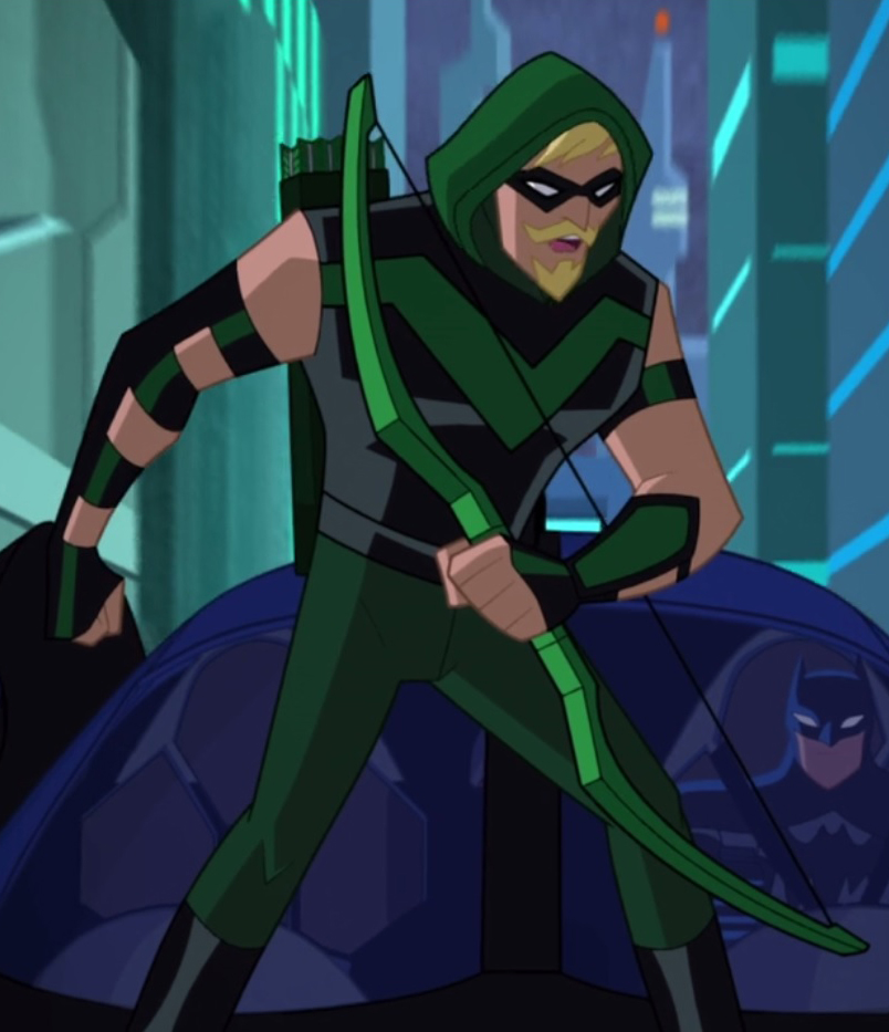 Oliver Queen (Justice League Action)