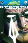 Green Arrow: Rebirth Vol 1 1