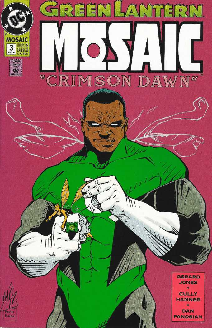 Green Lantern: Mosaic Vol 1 3