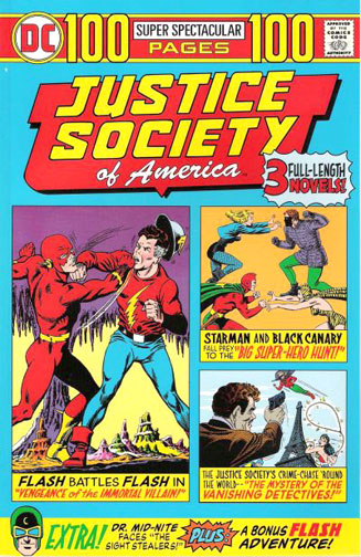 Justice Society of America 100-Page Super Spectacular Vol 1 1