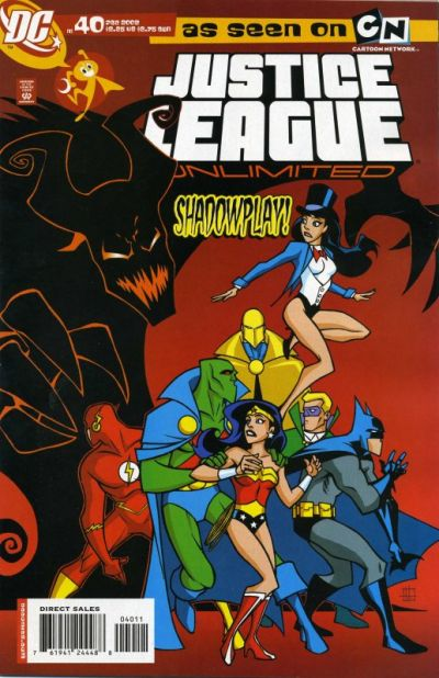 Justice League Unlimited Vol 1 40