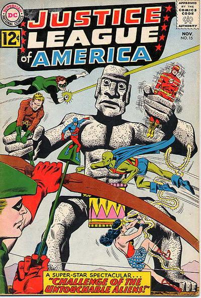 Justice League of America Vol 1 15