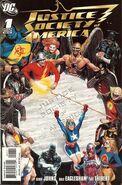 Justice Society of America v.3 1A