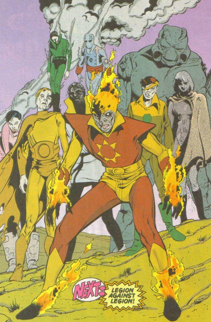 Legion of Dead Heroes