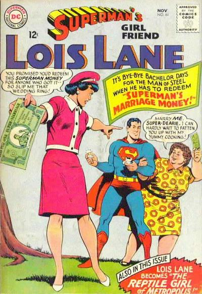 Superman's Girl Friend, Lois Lane Vol 1 61