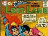 Superman's Girl Friend, Lois Lane Vol 1 87