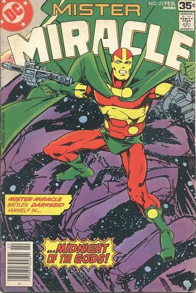 Mister Miracle Vol 1 22