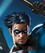 Nightwing Hero Run 001