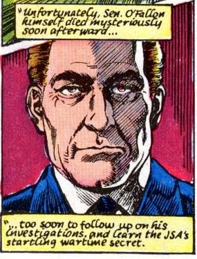 Senator O'Fallon (Earth-Two)