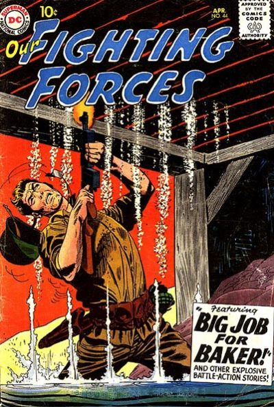 Our Fighting Forces Vol 1 44