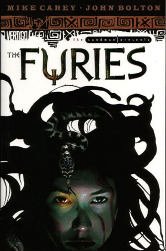 Sandman Presents: The Furies Vol 1 1