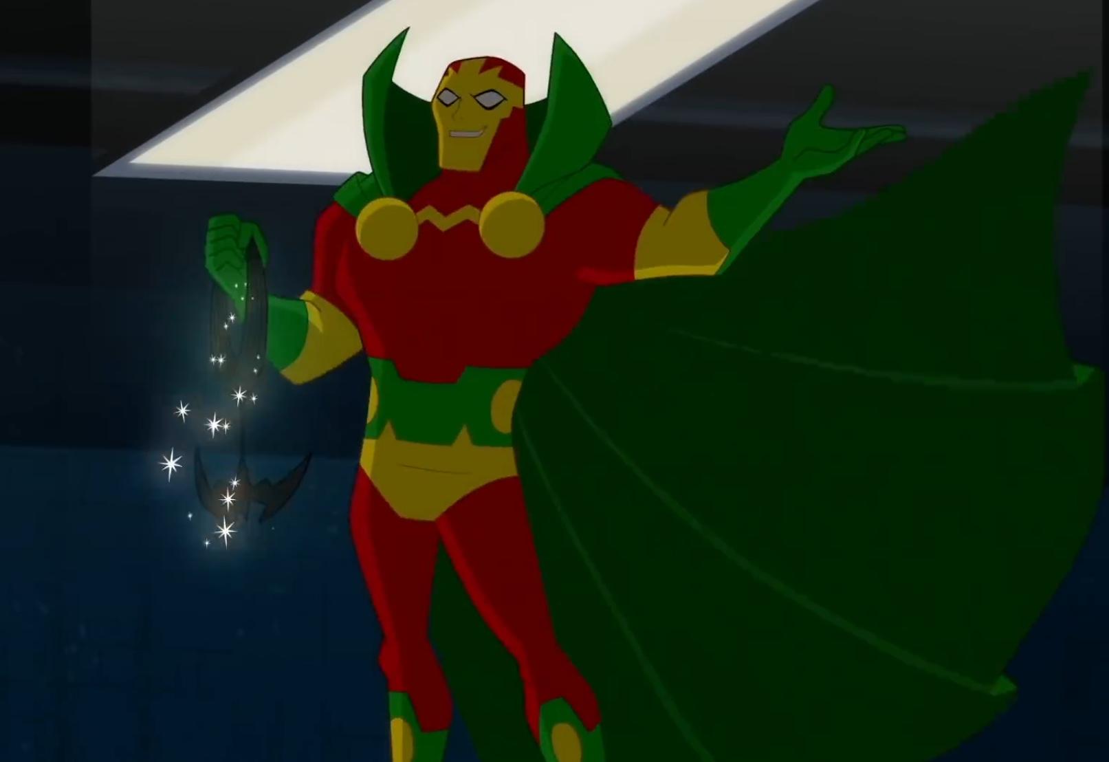 Scott Free (Justice League Action)