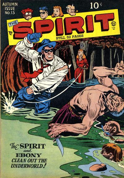 Spirit (Quality) Vol 1 13