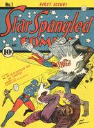 Star Spangled Comics 1