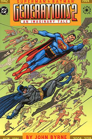 Superman & Batman: Generations II (Collected)