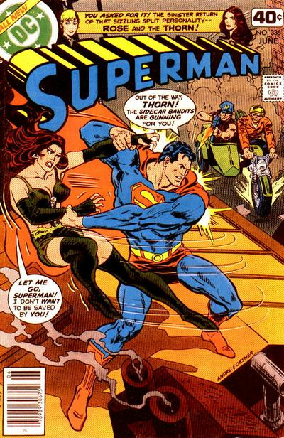 Superman Vol 1 336
