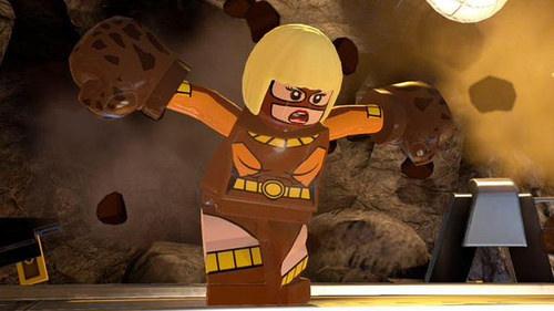 Tara Markov (Lego Batman)
