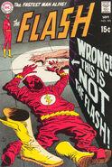 The Flash Vol 1 191