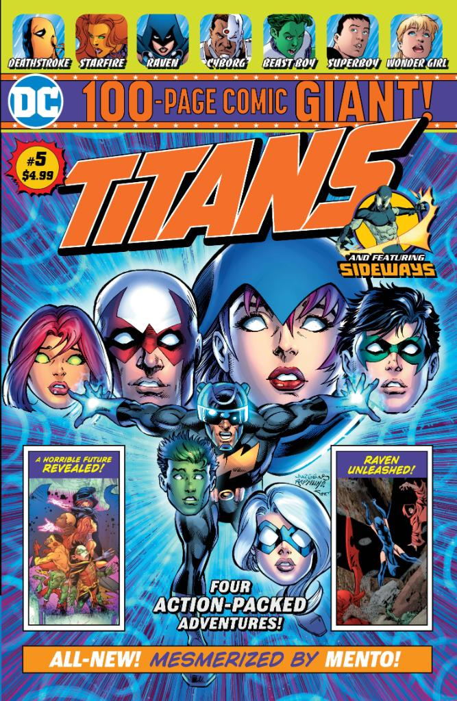 Titans Giant Vol 1 5
