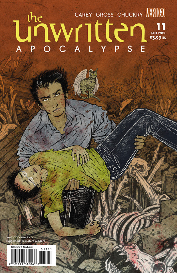 Unwritten: Apocalypse Vol 1 11